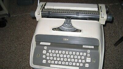 Refurbished Ibm Model C Electric Typewriter Your Choice Of One Below Wwarranty