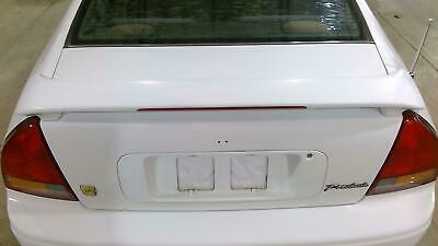 92-96 Honda Prelude Trunk/Decklid Assembly with Spoiler OEM Used (White NH538)