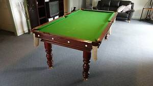 ACE Slate Pool Table 7ft x 3ft 6in Point Cook Wyndham Area Preview