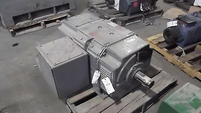 150 Hp Dc Reliance Electric Motor 1750 Rpm B408atz Frame Dpfv 500 V Arm.
