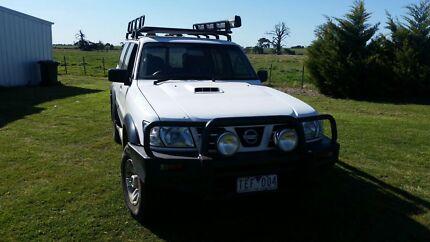 2003 Nissan Patrol
