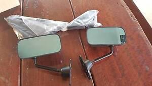 Lightweight Aero Mirrors suit S15 - new in box Ingle Farm Salisbury Area Preview