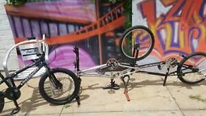 Bmx bikes free agent gt mongoose