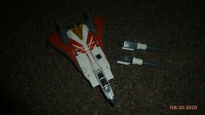 Transformers Generations Universe Classics Ramjet Deluxe Figure Complete
