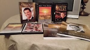 Tony Robbins Get the Edge Collection