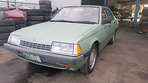 Mitsubishi SIGMA 1984 **Clean no rust** Thomastown Whittlesea Area Preview