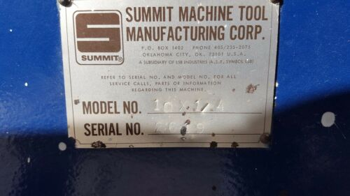 Summit - Power Squaring Sheer 10 x 1/4
