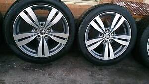 """2015 HOLDEN SV6 VF 18"""" WHEELS Dandenong South Greater Dandenong Preview"""