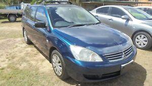Great value 2006 Mitsubishi Lancer Wagon - see photos/description. Kensington Bundaberg Surrounds Preview