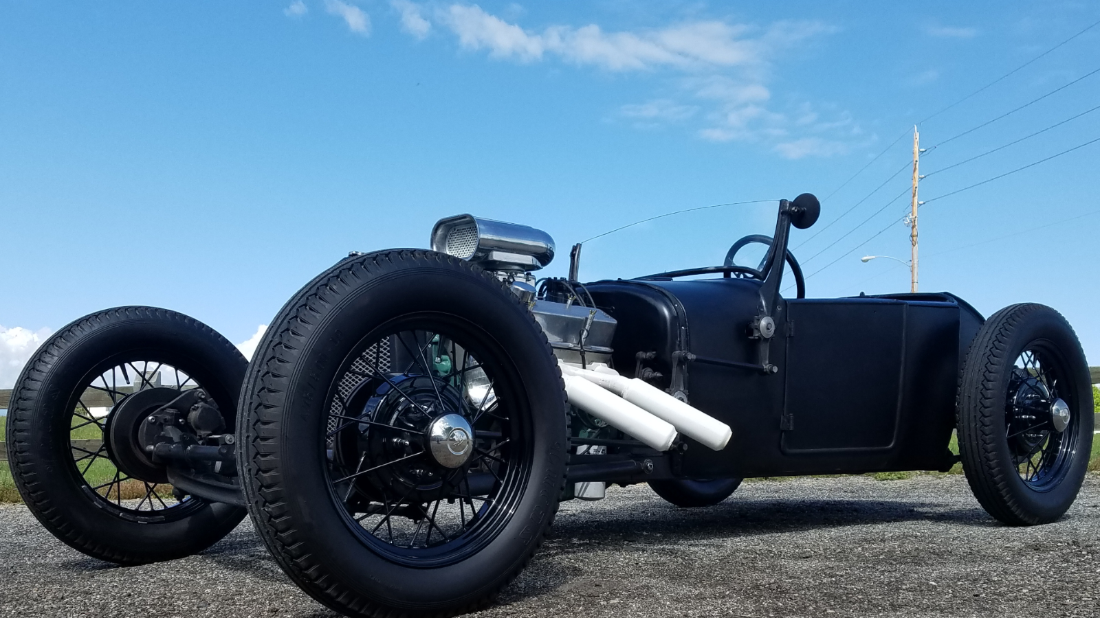 1928 Ford Model T Roadster Hot Rod 1928 Ford Model A Traditional Roadster Hot Rod