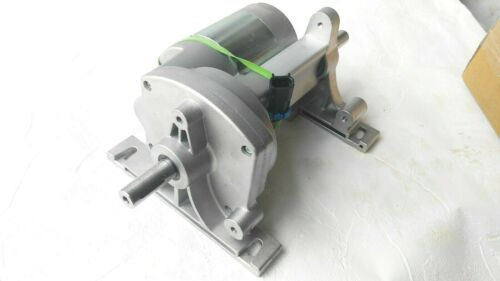 Nilfisk 24 V Sweeper Drive Motor & Gearbox MRP-13D