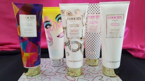 COOCHY 8oz Shave Cream Pure Romance