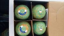 Lawn Bowls Redline SR Size 4 Heavy Stamped 20 Seacliff Holdfast Bay Preview