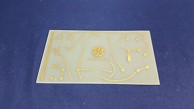 Vintage General Electric Ge Training Circuit Board Spaco 6.25 X 3.5