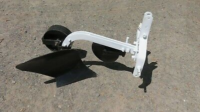 Brinly Hardy 3 Point Moldboard Single Bottom Plow - Converted to Category 1