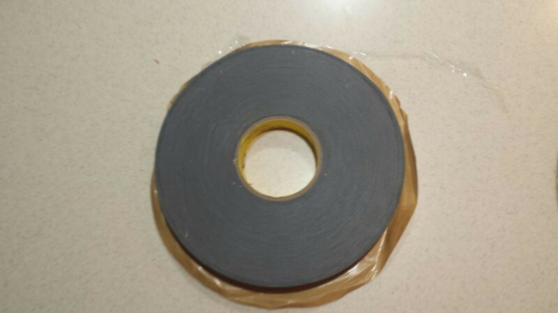 "3m 1"" X 6/9/15/21  Vhb Double Sided Foam Adhesive Tape 5952 Automotive Mounting"