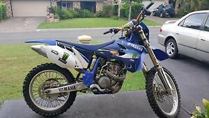 Yamaha YZ 250F 2004 North Lakes Pine Rivers Area Preview