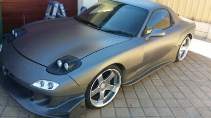 1999 Mazda RX7 Coupe Midvale Mundaring Area Preview
