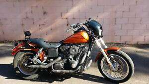 2001 harley dyna low rider fxdl Wolumla Bega Valley Preview