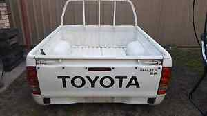 TOYOTA HILUX 2005 TO 2015 DUAL CAB TUB TRAY 4WD 2WD DIESEL SR Rockdale Rockdale Area Preview