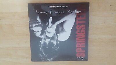 bruce Springsteen 4 DVD set