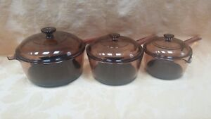 Corning Visions cookware set