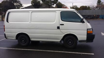 Toyota Hiace Van - Swap for ute only Redwood Park Tea Tree Gully Area Preview