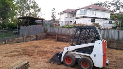 Excavation and retaining walls Albany Creek Brisbane North East Preview