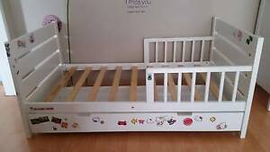 Mother's Choice toddler bed with drawer Ramsgate Beach Rockdale Area Preview