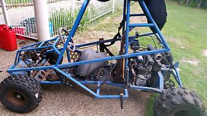 0ff road buggy kawazaki gpz750 project sell / swap Ellen Grove Brisbane South West Preview
