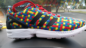 Adidas lego xz fluxes size 10 us only wear ones Malaga Swan Area Preview