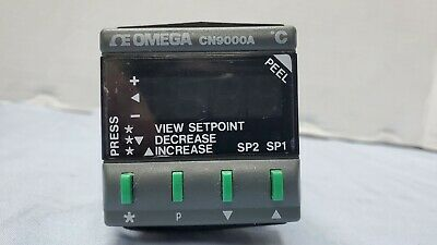 Omega Cn9000a Cn9121a Temp Controller With Wings