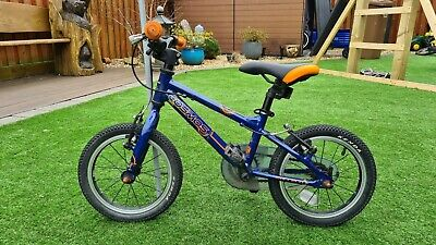 "Carrera Cosmos 14"" kids bike"