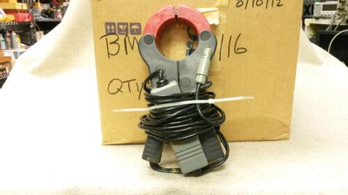 BMI / Dranetz A-116 600A RMS Current Clamp Probe