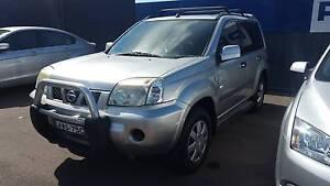 2005 Nissan X-trail ST (4x4) T30 Wagon Automatic Waratah Newcastle Area Preview