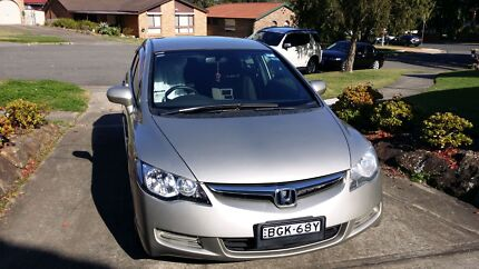 Honda Civic 2008 VTi -Fantastic condition with full log books! Wakeley Fairfield Area Preview