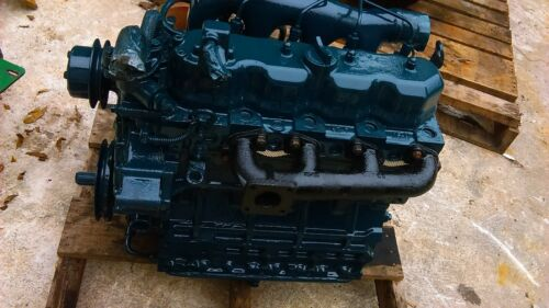 Thomas Skid Steer Kubota V2203 51 HP Diesel Engine - USED
