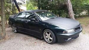 1999 Mitsubishi Magna Sedan McCrae Mornington Peninsula Preview