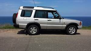 1999 Land Rover Discovery Wagon Newcastle Newcastle Area Preview