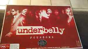 UnderBelly Foursome Box Set + Season 5 ~ Badness Ipswich Ipswich City Preview
