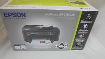 Epson Workforce WF 2750 All in One Printer