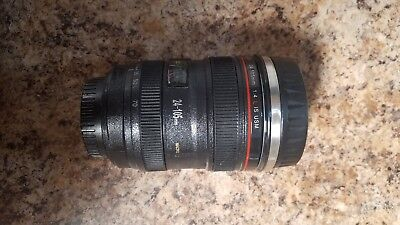 CANON  CAMERA LENS MUG/Drinking Glass/COFFEE CUP Stainless Steel Tumbler Inside