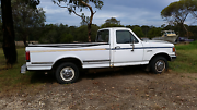 1989 Ford Australia Delivered F250 (NOT 4X4) Kalimna East Gippsland Preview