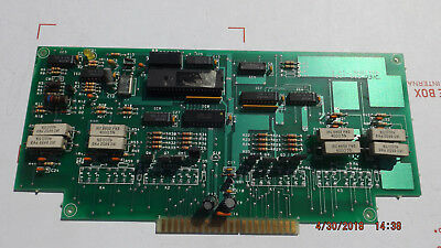 Simplex 562-731 Fire Alarm 8 Point Monitor Assy Board Only Ones On Ebay..