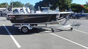 2016 STACER 469 OUTLAW SIDE CONSOLE + YAMAHA 70HP FOUR STROKE Boondall Brisbane North East Preview