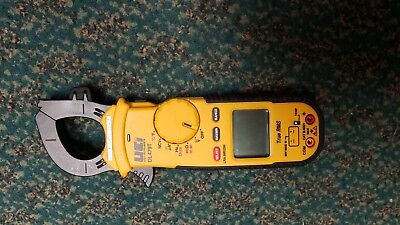 Newest Model Excellent Uei Dl479t Ac 600a True Rms Hvacr Clamp Meter