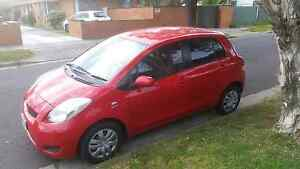 Yaris 2009 with an a long rego Fawkner Moreland Area Preview