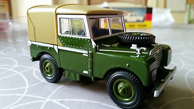Britains 00174 Land Rover Series 1 1/32 Mint boxed