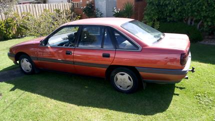 1989 Holden Berlina