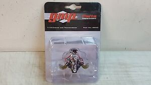 1:18 GMP BLOWN 426 DRAG  ENGINE AND TRANSMISSION - 18840 - REDUCED PRICE